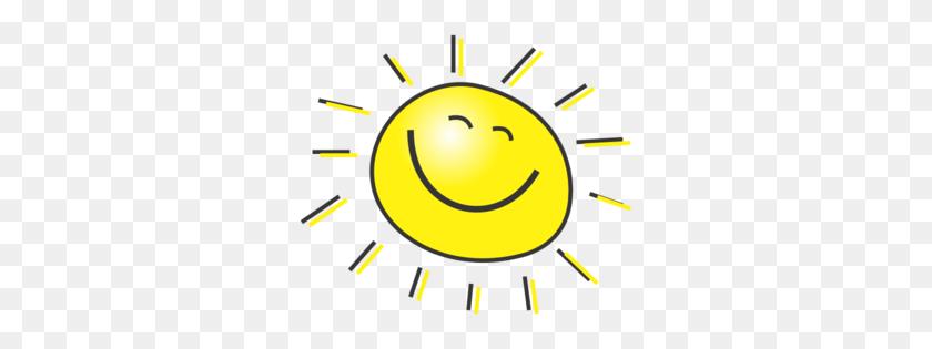 Cartoon Sun Clip Art - Sun Clipart Cute