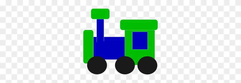 Cartoon Train Caboose Clipart - Train Caboose Clipart