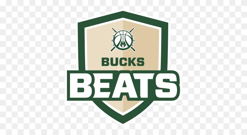 Cascio Music Bucks Beats Drumline Milwaukee Bucks - Bucks Logo PNG