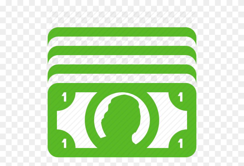 Cash, Dollar, Dollar Bill, Dollar Bills, Dollars, Finance, Money Icon - Dollar Bills PNG