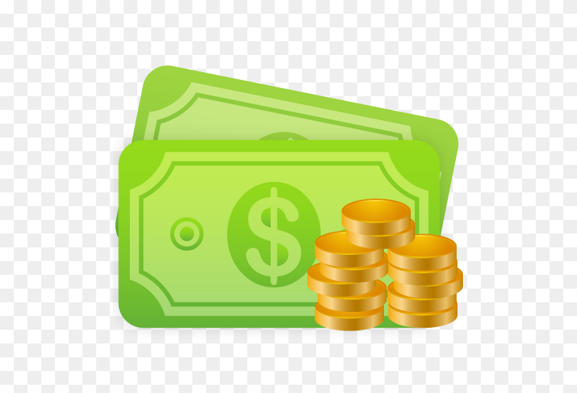 Cash Icons, Free Icons In Pretty Office Icon Set Part - Money Vector PNG