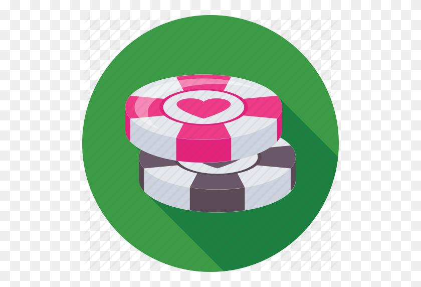 Casino, Casino Chip, Casino Game, Gambling, Poker, Poker Chip Icon - Poker Chip Clipart