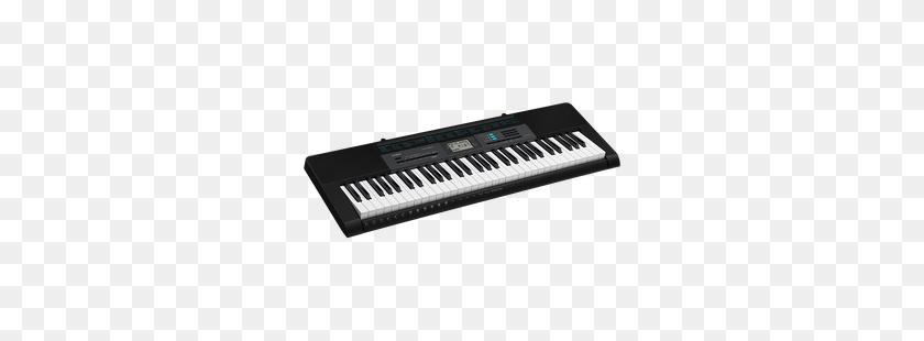 Casio Ctk Key Portable Keyboard - Piano Keyboard PNG