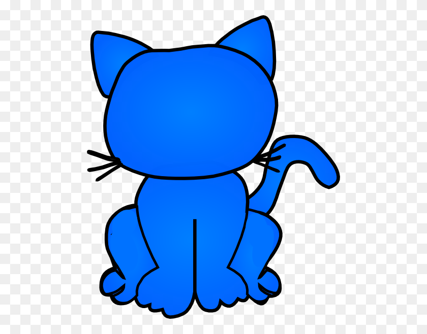498x598 Cat Outlines - Tabby Cat Clipart