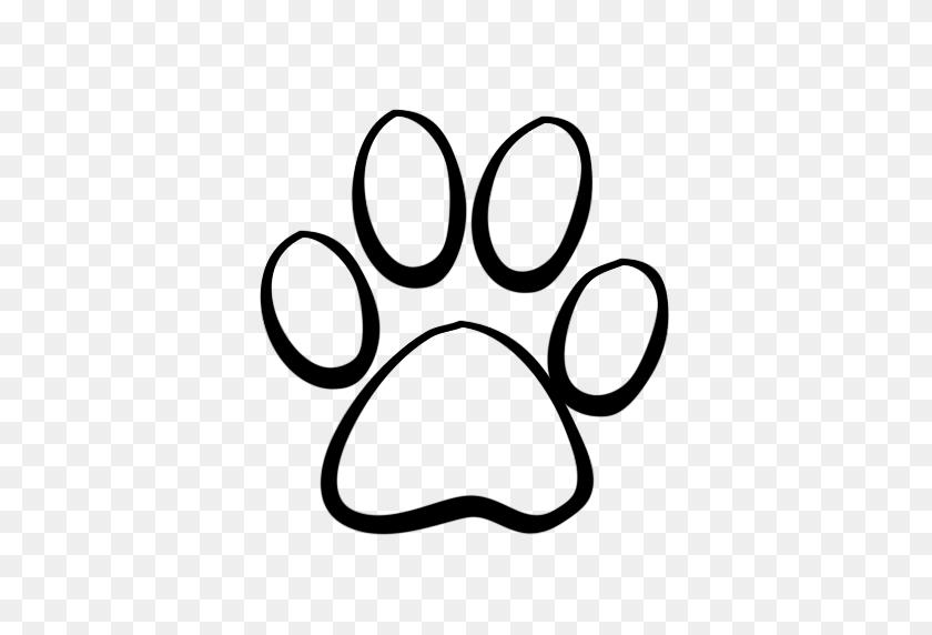 Cat Paw Clipart Cat Paw Clip Art Images - Cat Clipart Outline