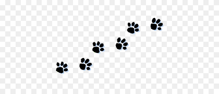 Cat Paw Prints Clip Art Cat Paw Print Clipart Kid Clipartix Free - Free Clipart To Print