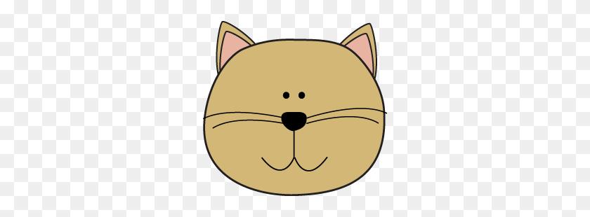 Cat S Head Clipart Gray Clip Art Image - Tabby Cat Clipart