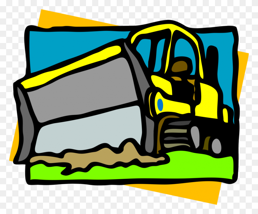 917x750 Caterpillar Inc Heavy Machinery Excavator Bulldozer Backhoe Free - Free Excavator Clipart