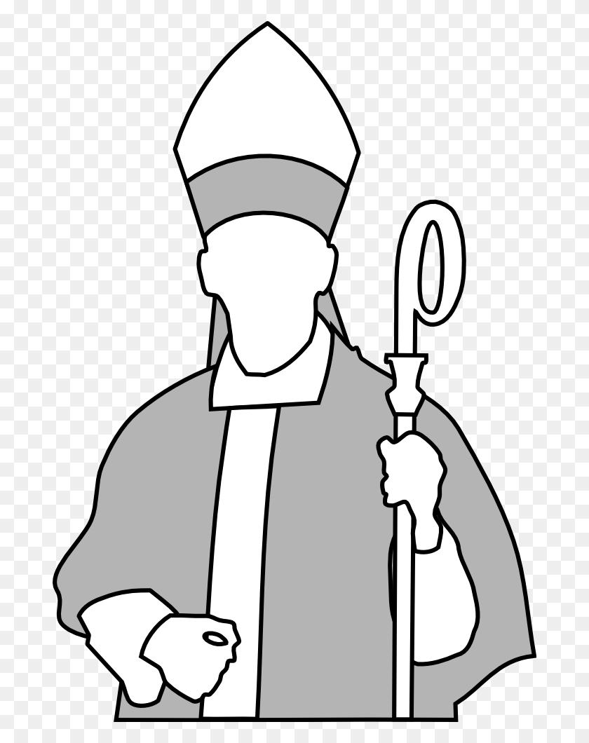 690x1000 Catholic Religious Clip Art - Ash Wednesday Clipart