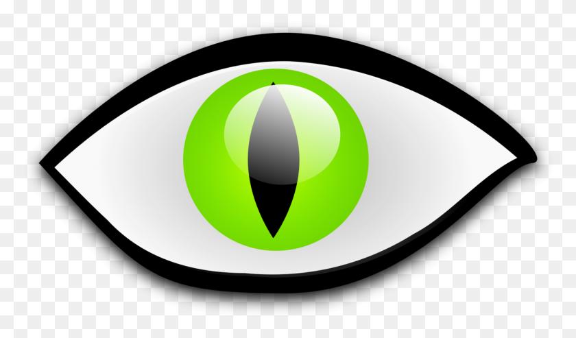 Cat's Eye Drawing Eye Color - Cat Eye PNG