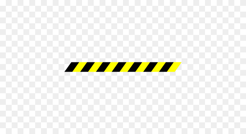 Caution Tape Transparent Png Images - Yellow Line PNG