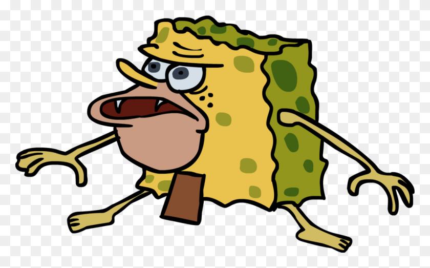 Caveman Spongebob Meme Png Png Image - Spongebob Meme PNG