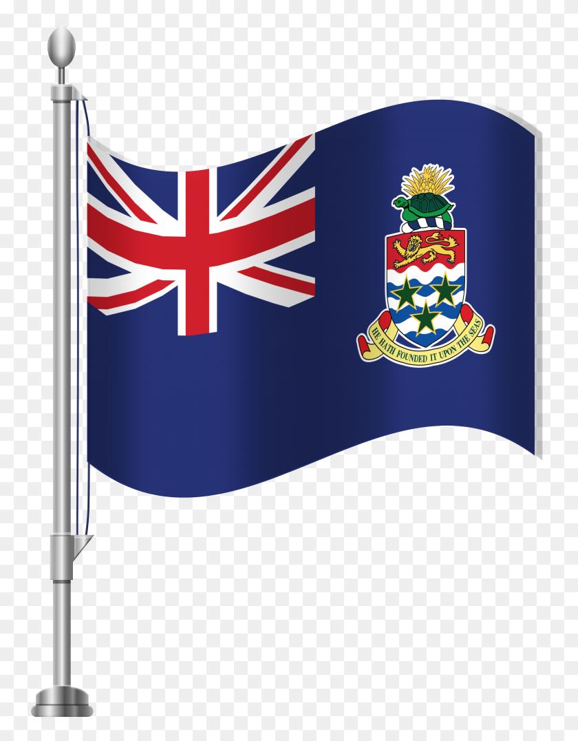 Cayman Islands Flag Png Clip Art - Nc Clipart