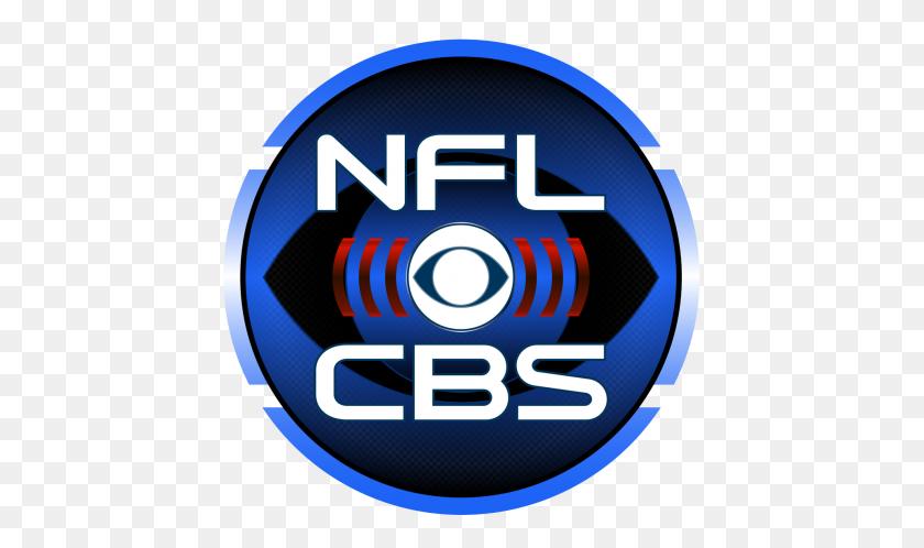 Cbs Press Express The Nfl On Cbs Thursday Night Football - Nfl Football PNG