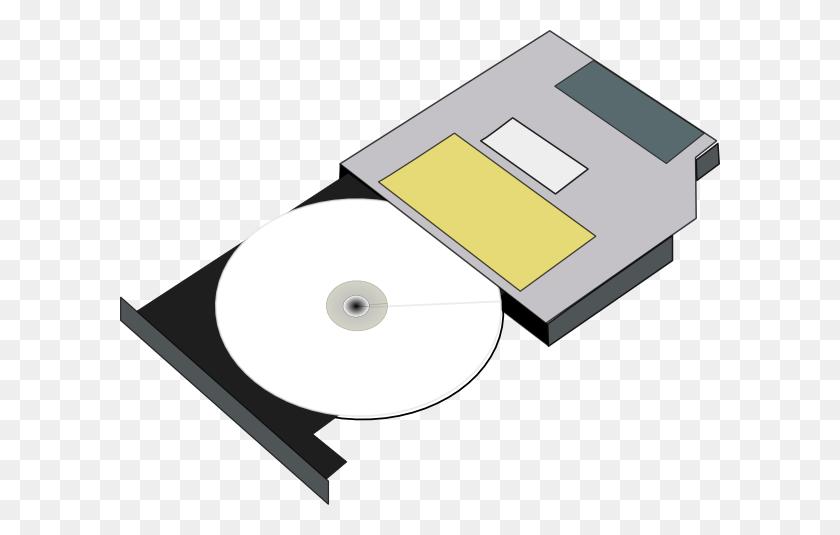 Cd Rom Drive Clip Art - Storage Unit Clipart