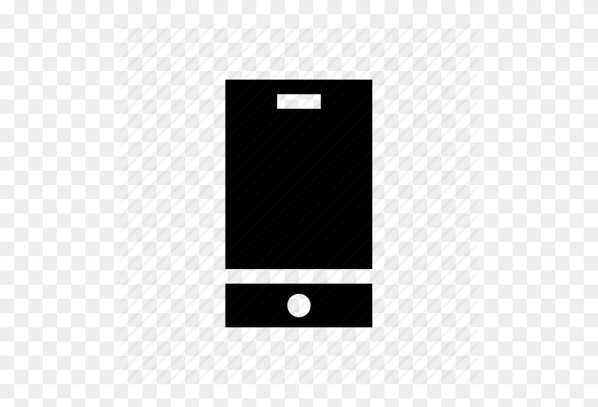 512x512 Cel, Celular, Device, Minimalist, Smartphone Icon - Celular PNG