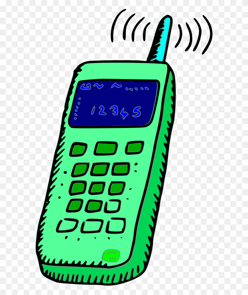 Cell Phone Clipart Free Cell Phone Clipart - Phone Clipart Free