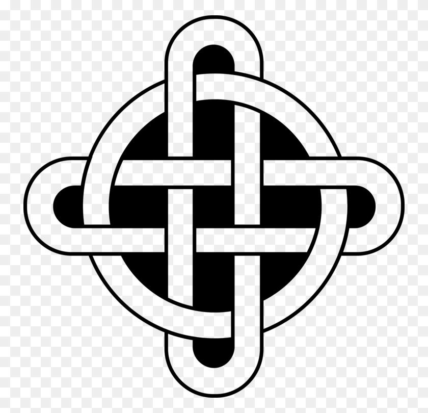 Celtic Knot Celts Celtic Art Celtic Cross - Celtic Cross Clipart Black And White