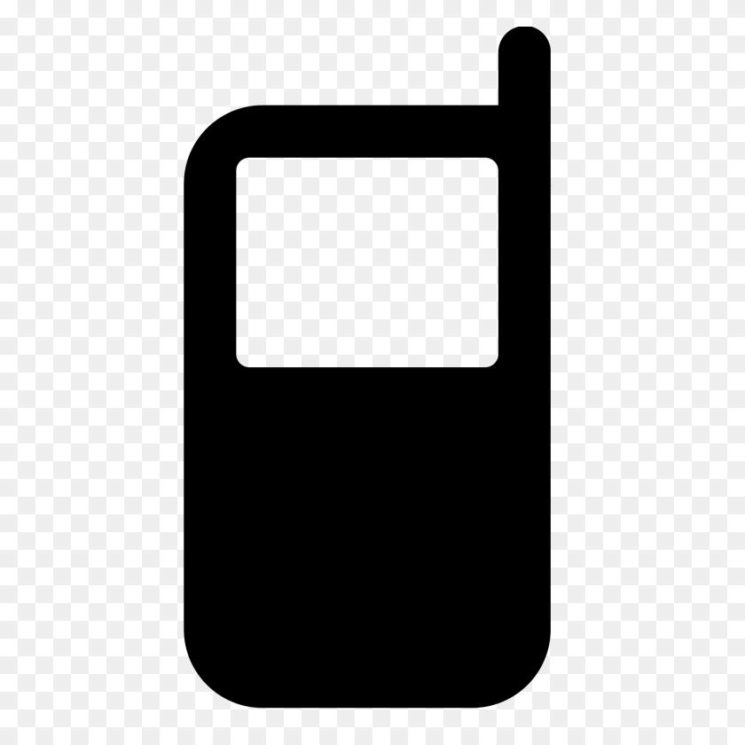 1600x1600 Celular Icono - Icono Telefono PNG