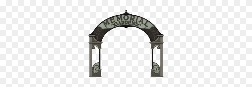 Cemetery Gates Clipart - Chain Link Fence Clipart