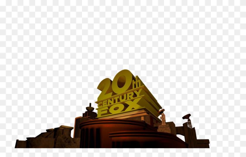 Century Fox Logo Fox Interactive Animation - 20th Century Fox Logo PNG