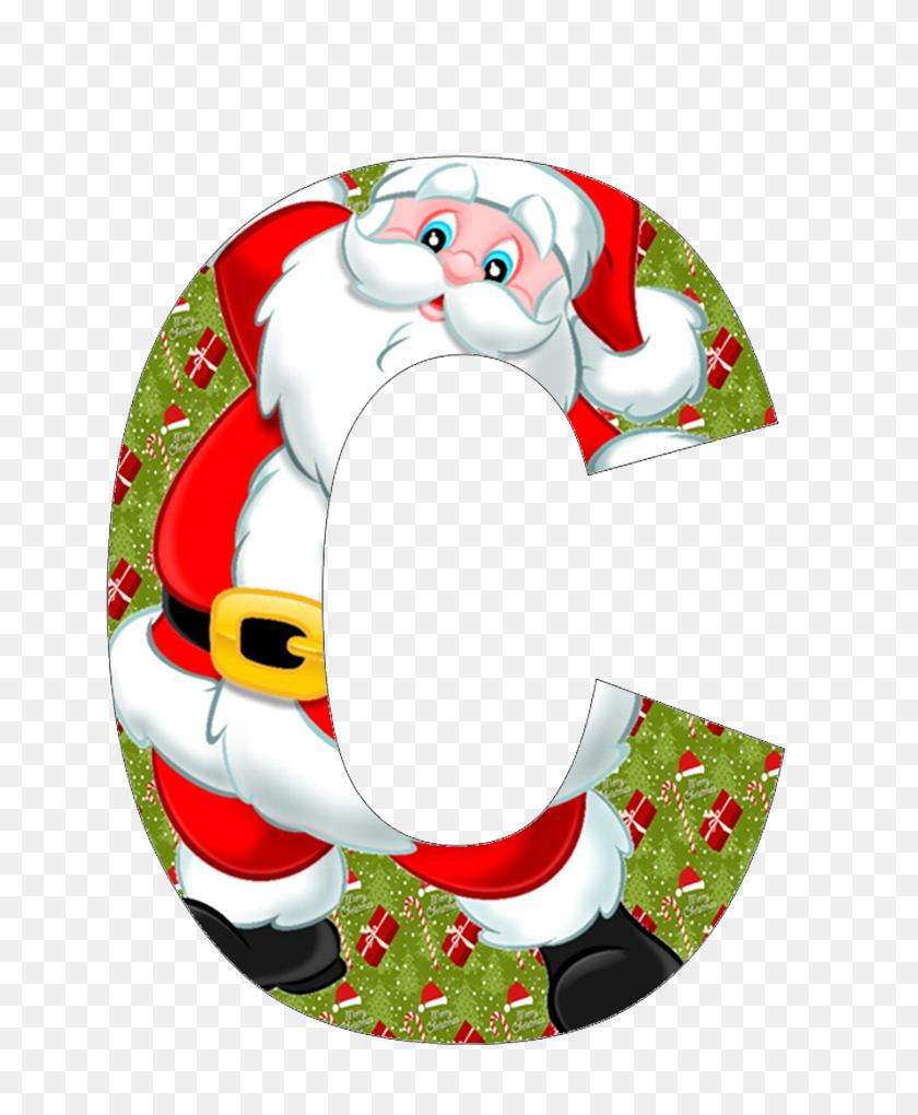 Ch B De Katia Artes C Christmas Alphabet - Christmas Letter Clipart