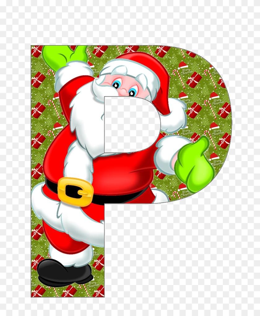 Ch B De Katia Artes Letters Christmas - Christmas Letter Clipart