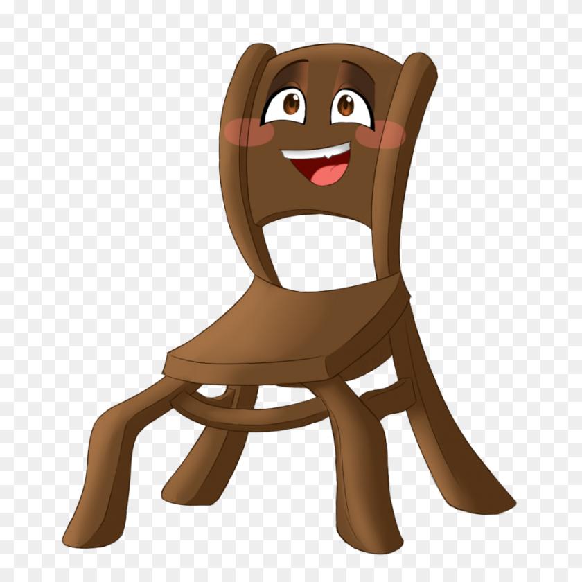 Chair Clip Art Happy - Lounge Chair Clipart