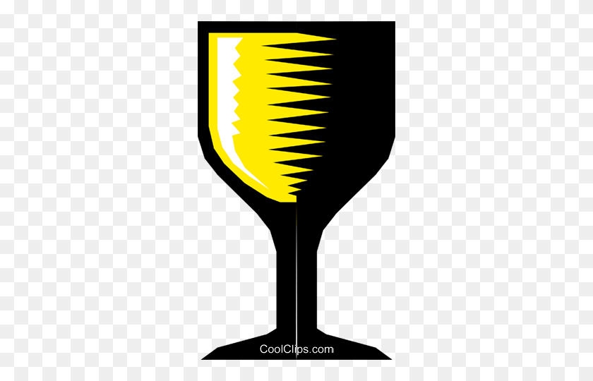 Chalice Royalty Free Vector Clip Art Illustration - Chalice Clipart