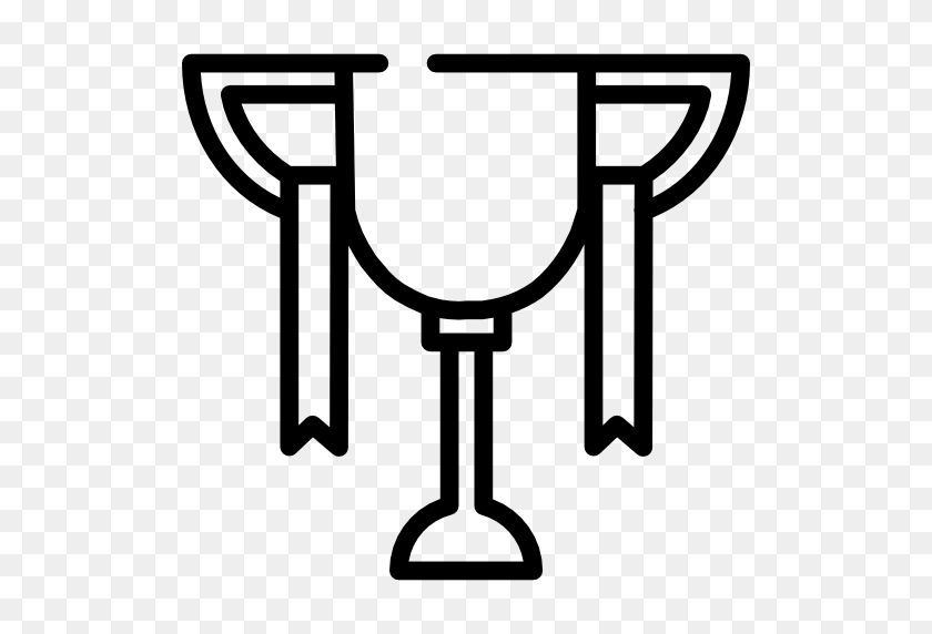 Champion, Winner, Trophy, Cup, Award Icon - Champion Clipart