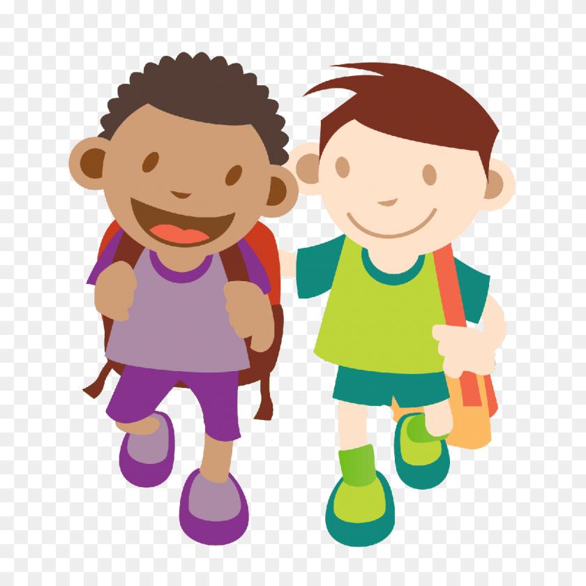 Changing Phase Take A Walk Around The World - Kids Walking PNG