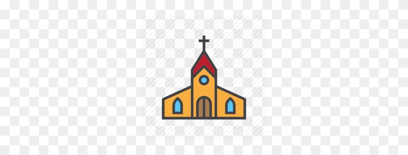Chapel Clipart - Church Service Clipart