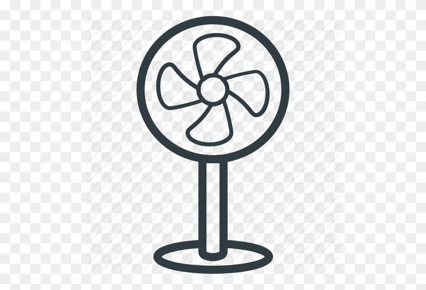 Charging Fan, Electric Fan, Electricity, Fan, Pedestal Fan - Pedestal Clipart