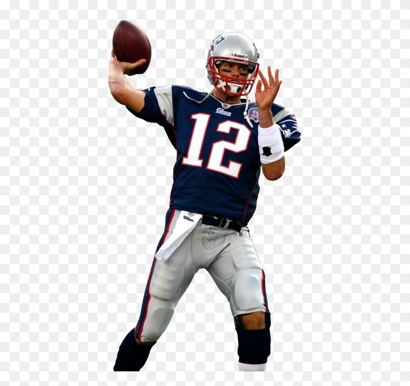 Charitybuzz Tom Brady Autographed Football - Tom Brady PNG