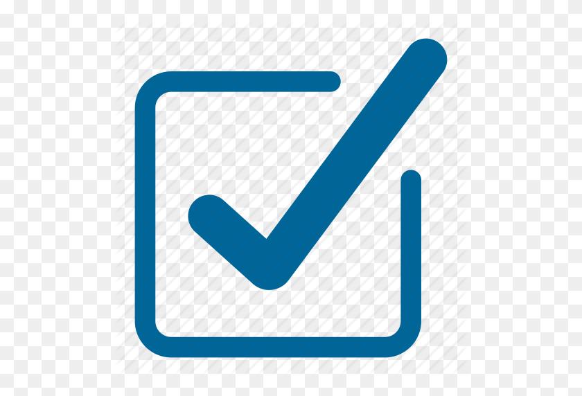512x512 Check Box, Check Mark, Check Square, Correct, Test, Tick Icon - Check Mark Icon PNG