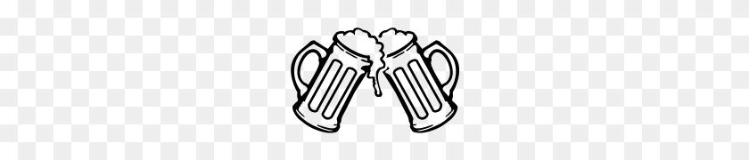 Love Beer Toast Cheers Celebration Anniversary Heart Wedding | Etsy