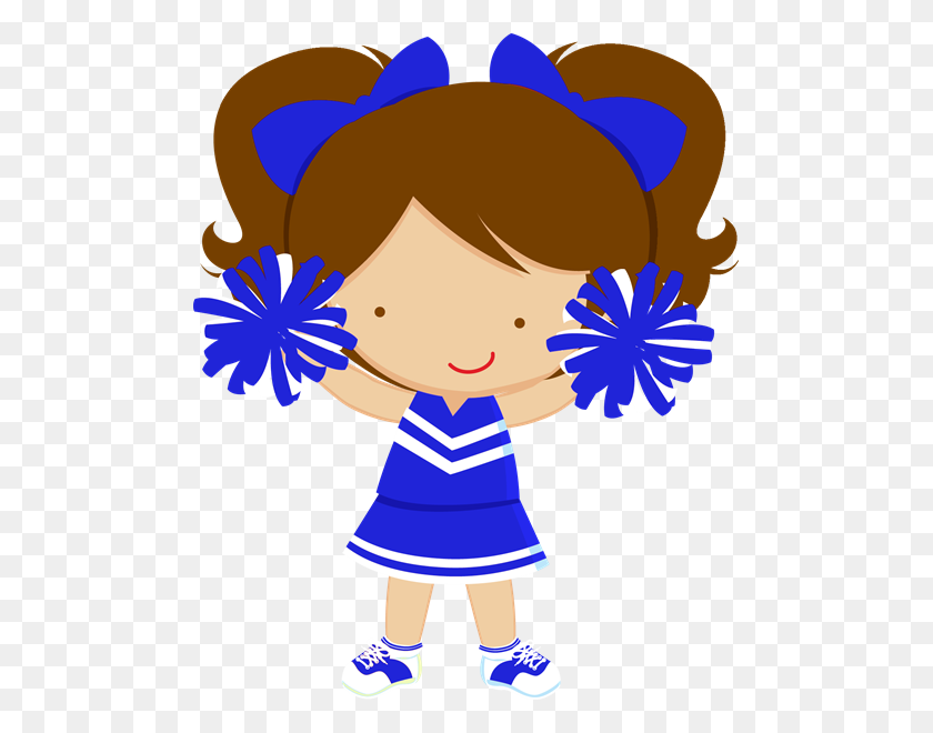 491x600 Cheer Megaphone Blue And Orange Cheer Clipart - Megaphone Clipart PNG