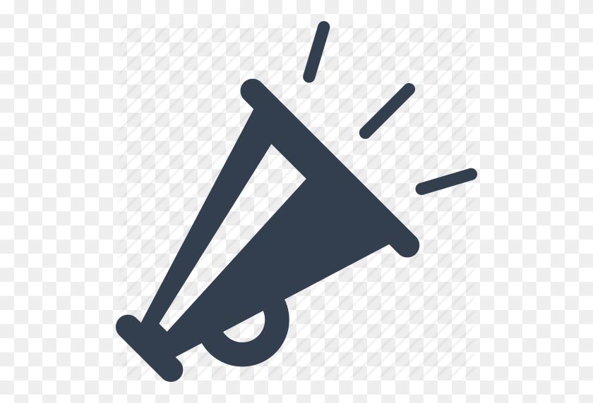 Cheerleading Megaphone Clip Art - Megaphone With Pom Poms Clipart