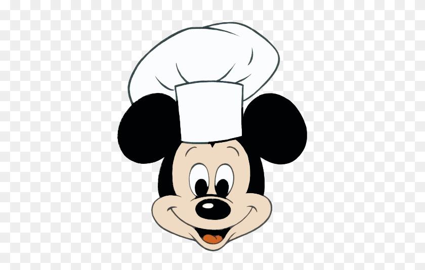 Chef Mickey Mouse Clipart Disney Mickey Head - Mickey Mouse Clipart Head