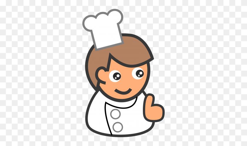 Chefs Pnghunter - Female Chef Clipart