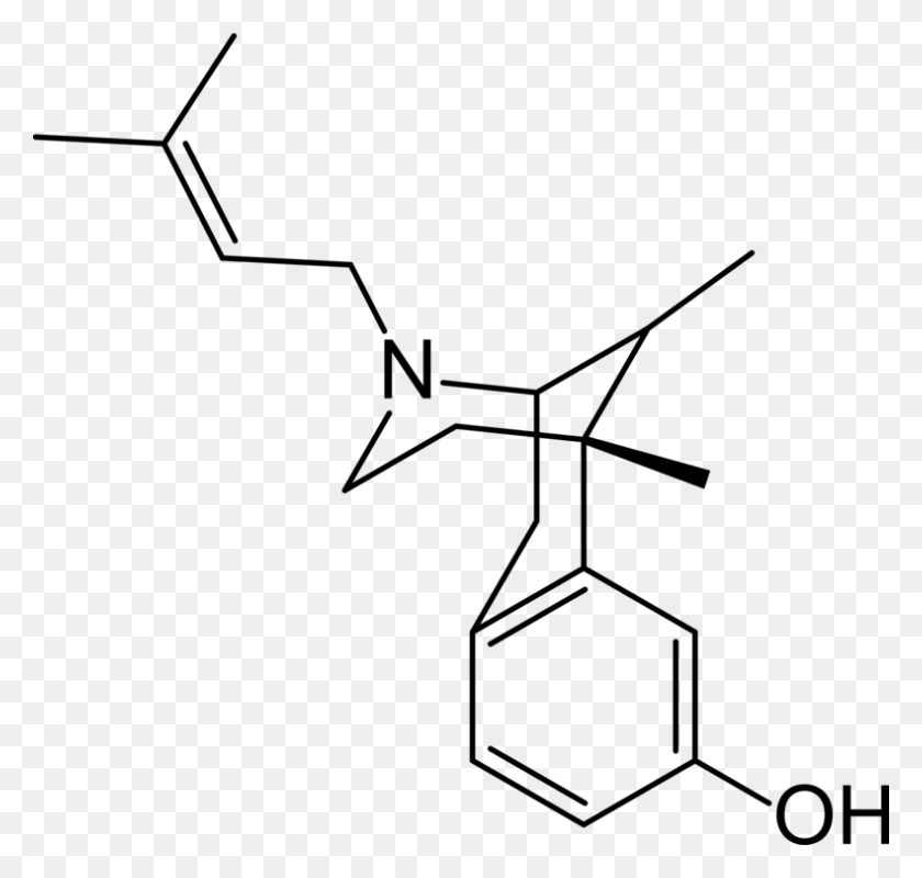 Chemical Formula Molecule Chemical Compound Equation Skeletal - Organic Chemistry Clipart