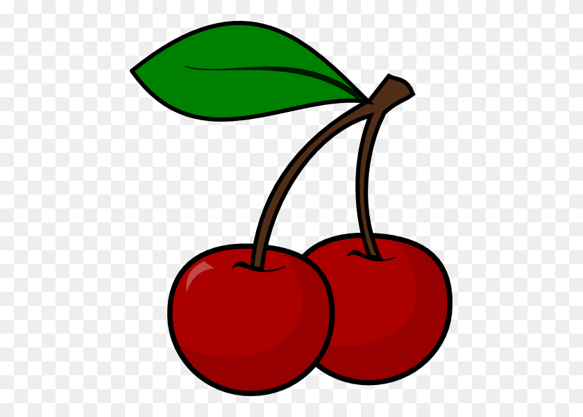 Cherry Clipart Strawberry - Pop Tart Clipart