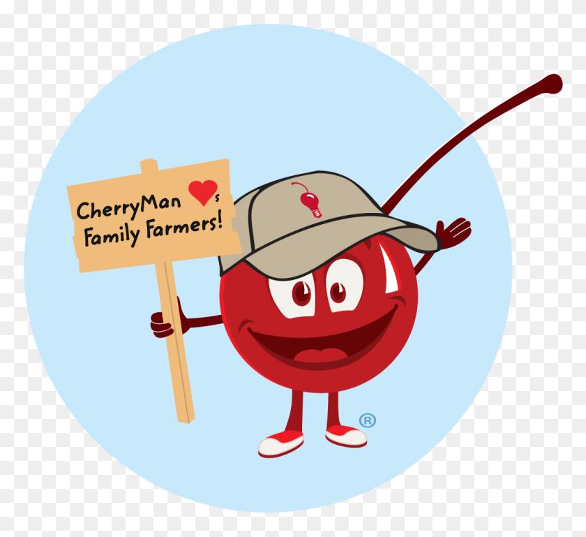 1074x977 Cherry Point Farm And Market Old Fashioned Maraschino Cherry Clip - Free Farmers Market Clipart