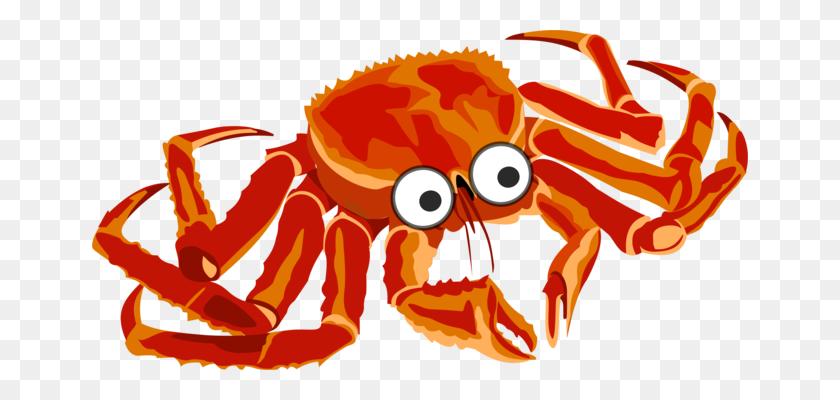 656x340 Chesapeake Blue Crab Decapoda Cartoon Food - Free Crab Clipart
