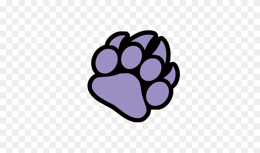 Animal Danger Dog Footprint Paw Print Trace Track Werewolf