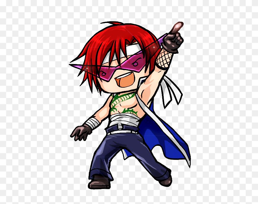 492x606 Chibi Ryu - Ryu PNG