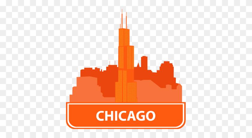 Chicago Skyline Clip Art - Pittsburgh Skyline Clipart