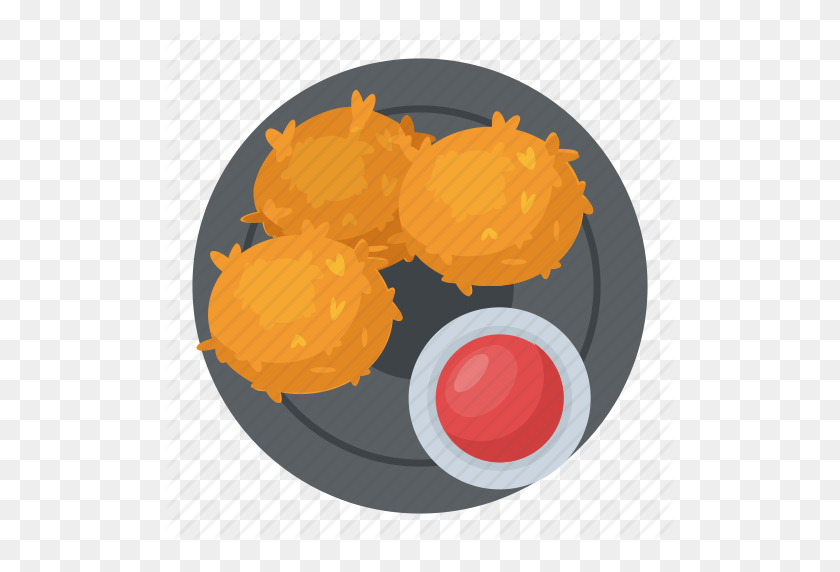 Chicken Bites, Chicken Nuggets, Chicken Wings, Snack Box, Snacks Icon - Chicken Nugget PNG