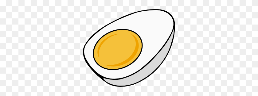 300x253 Chicken Egg Clipart - Free Egg Clipart