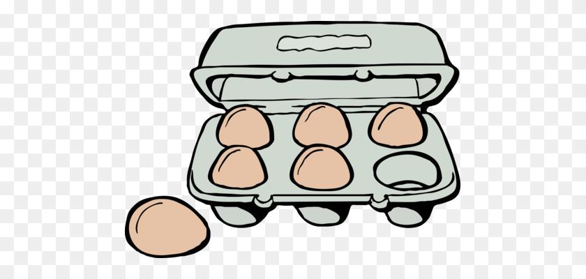 Chicken Or The Egg Egg Carton Egg White - Quail Clipart Black And White